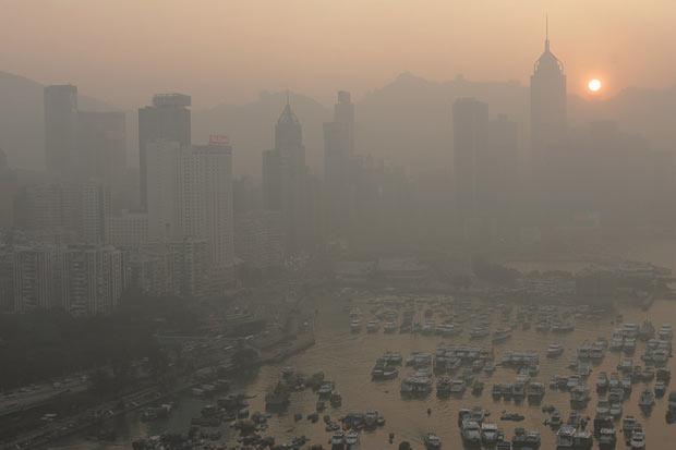 Photochemical Smog as New Media | Machinology